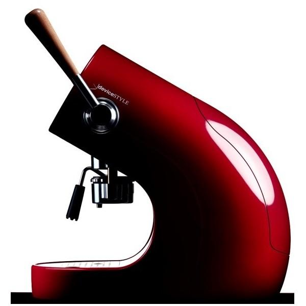 Wysokociśnieniowy ekspres do kawy PD-1 RED