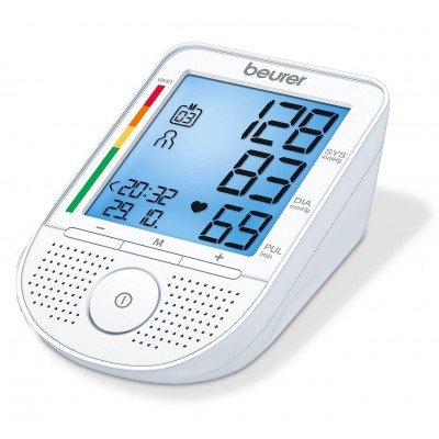 BEURER Speaking blood pressure monitor BM 49