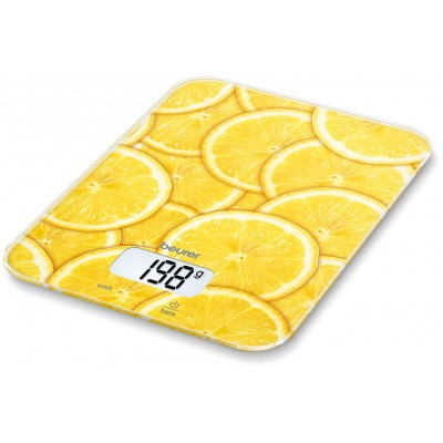 BEURER Kitchen scale KS 19 Lemon