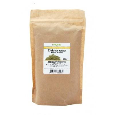 Zielona Kawa mielona - 250g