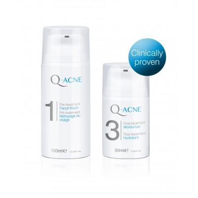 Zestaw kosmetyków do Q-Acne