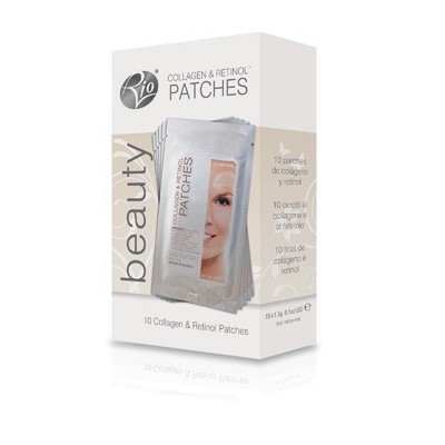 Colagen&Retinol patches for 60 Second Face Lift and Galwanic Wand