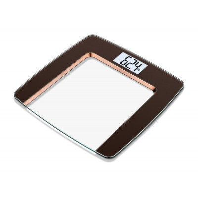 BEURER Bathroom scale GS 490 Bronxe