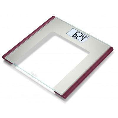 BEURER Waga łazienkowa GS 170 Ruby