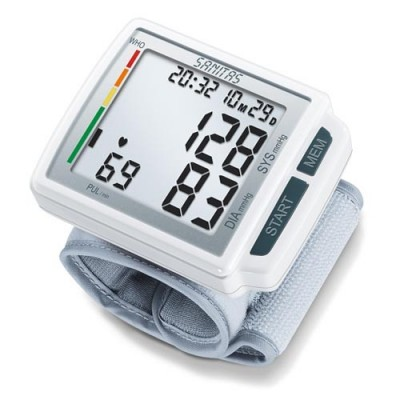 SANITAS Wrist blood pressure monitor SBC 41