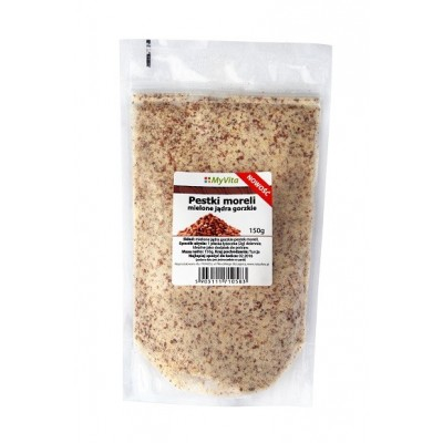 Pestki Moreli mielone - 150g