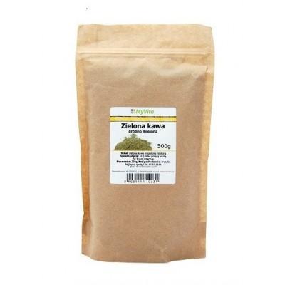 Zielona Kawa mielona - 500g