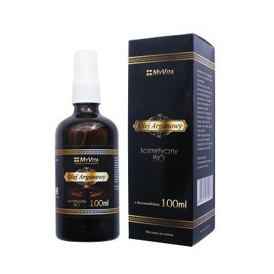 Olej arganowy kosmetyczny BIO - 100ml