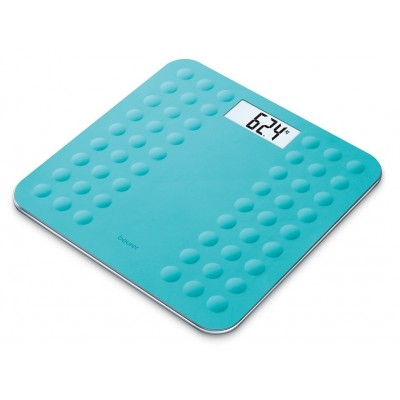 BEURER Bathroom scale GS 300 Turquois