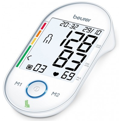 BEURER Upper arm blood pressure monitor BM 55
