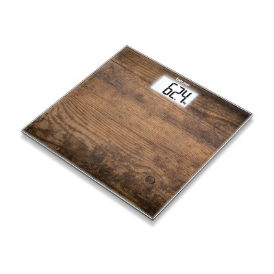 BEURER Bathroom scale GS 203 Wood