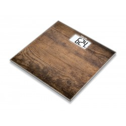BEURER Waga łazienkowa GS 203 Wood