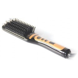 ProHeat Shine and Detangle Hair Straightener Brush