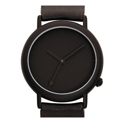AKTEO ZEGAREK ALL BLACK