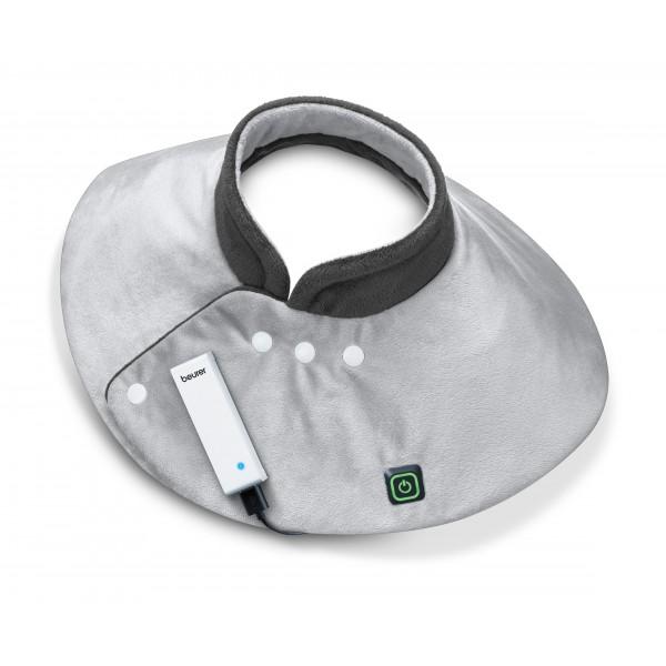 BEURER Przenośna poduszka elektryczna na ramiona z powerbankiem HK 57 To Go