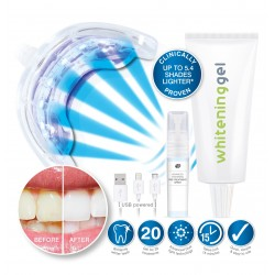 RIO BEAUTY USB Blue Light Teeth Whitening