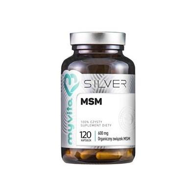 MSM 600 mg 120 szt
