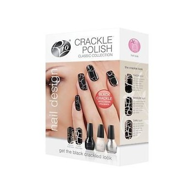 CRACKLE NAILS CLASSIC
