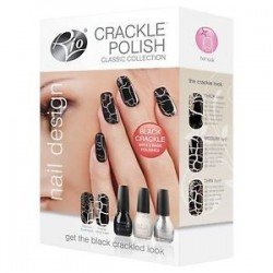 RIO BEAUTY CRACKLE NAILS CLASSIC