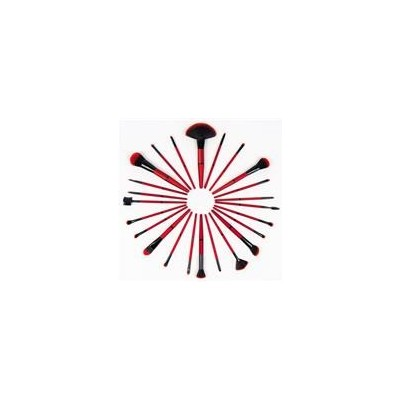 RIO BEAUTY SENSUAL BRUSH SET 24 PCS