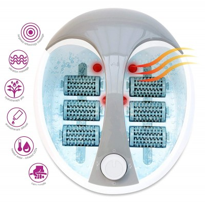 RIO BEAUTY DELUXE FOOT SPA & MASSAGER