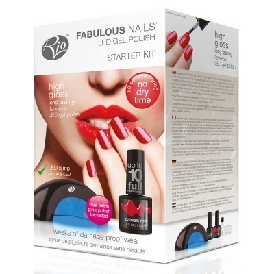RIO BEAUTY FABULOUS NAILS LED GEL POLISH
