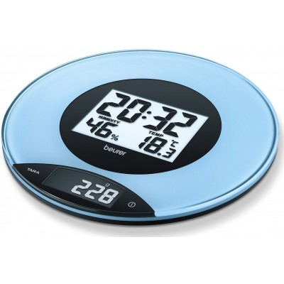 BEURER Kitchen scale KS 49 Blue