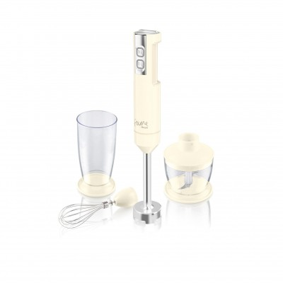 3 in 1 Die-Cast Stick Blender HONEY