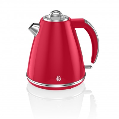 Jug Kettle 3KW RED 1,5L