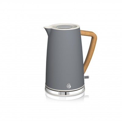 Nordic Cordless Kettle 1.7L GREY