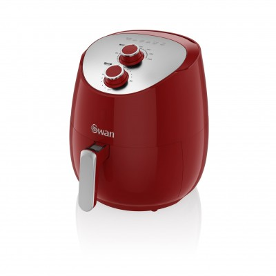 Manual Air Fryer 5L RED