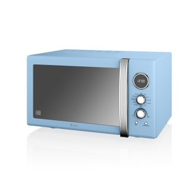 Digital Combi Microwave 25 L BLUE