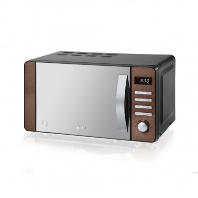 Digital Microwave 20L BROWN