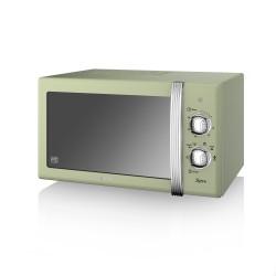 Manual Microwave 800W GREEN