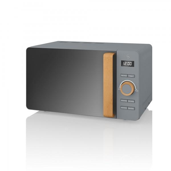 Nordic Digital Microwave 20L GREY