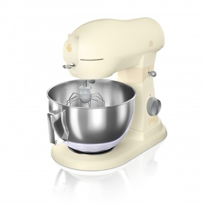 Die Cast Stand Mixer 6 Litre HONEY