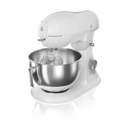 Die Cast Stand Mixer 6 Litre TRUFFLE