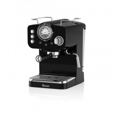 Pump Espresso Coffee Machine BLACK
