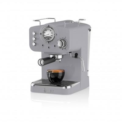 Pump Espresso Coffee Machine GREY