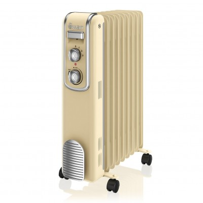 Oil Filled Radiator 2000W CREAM