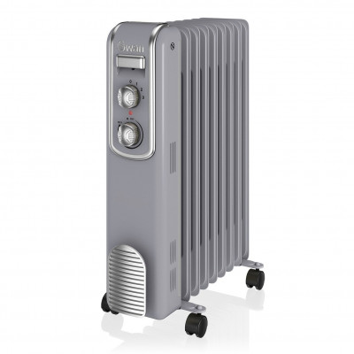 Oil Filled Radiator 2000W GREY
