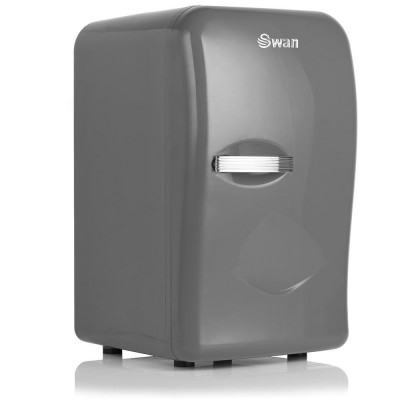 Retro Mini Fridge GREY SRE10010GRN