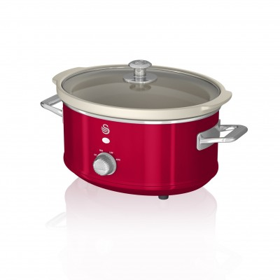 WOLNOWAR 3.5L  Retro Red SF17021RN SWAN