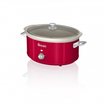WOLNOWAR 6.5L  Retro Red SF17031RN SWAN