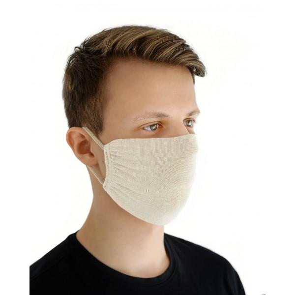 Maska ochronna BIAŁA