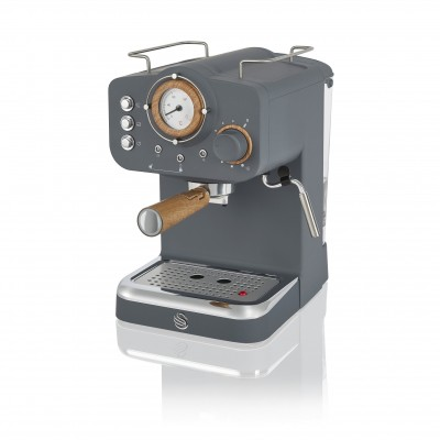 Pump Espresso Coffee Machine BLUE