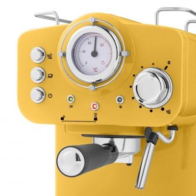 Pump Espresso Coffee Machine PINK SK22110PN SWAN