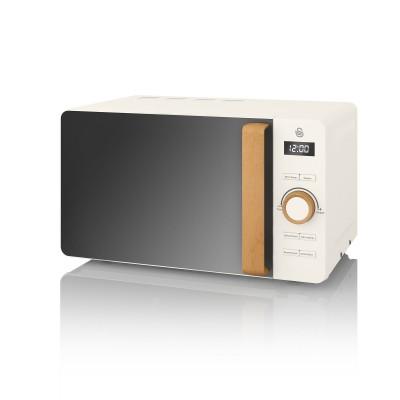Nordic Digital Microwave 20L WHITE